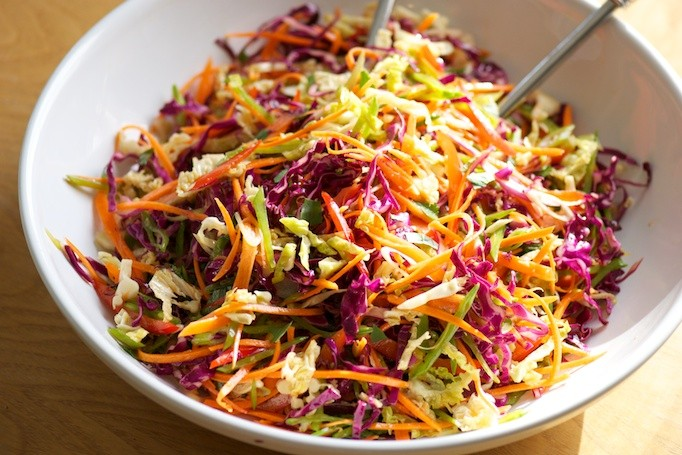 Фото и рецепты салатов летних