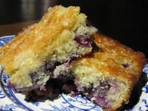 Blueberry Tea Cake | Rhonda | Copy Me That