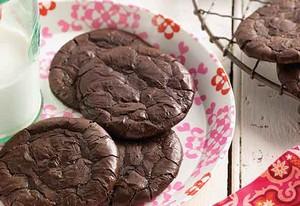 Flourless Fudge Cookies | PennyBee19 | Copy Me That