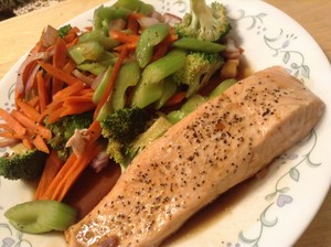 Instant Pot Salmon And Veggies By Rich Lum None Copy