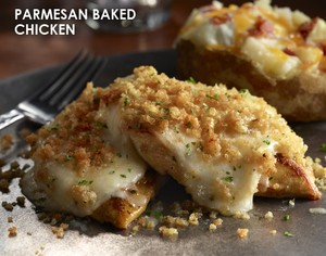 LongHorn Steakhouseu0027s Signature Parmesan Crusted Chicken® | Katherine  Irvine Santangelo | Copy Me That