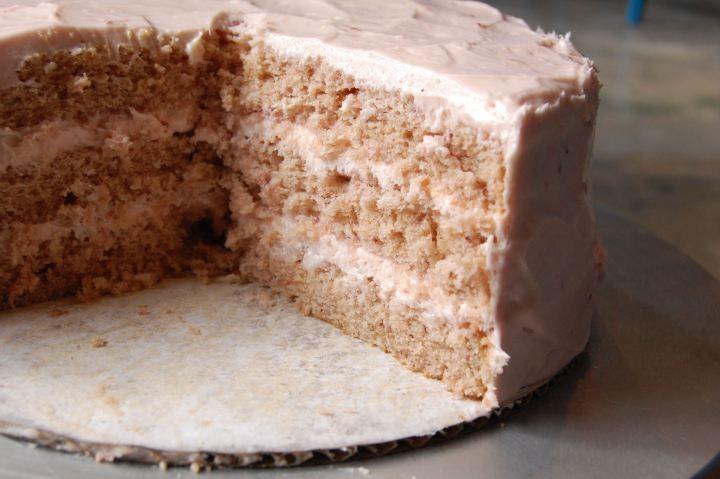 Торт крем брюле с фото