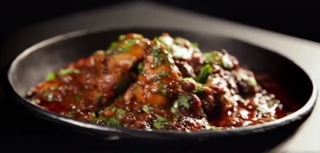 Chilli Chicken With Ginger & Coriander | André Videira | Copy Me That