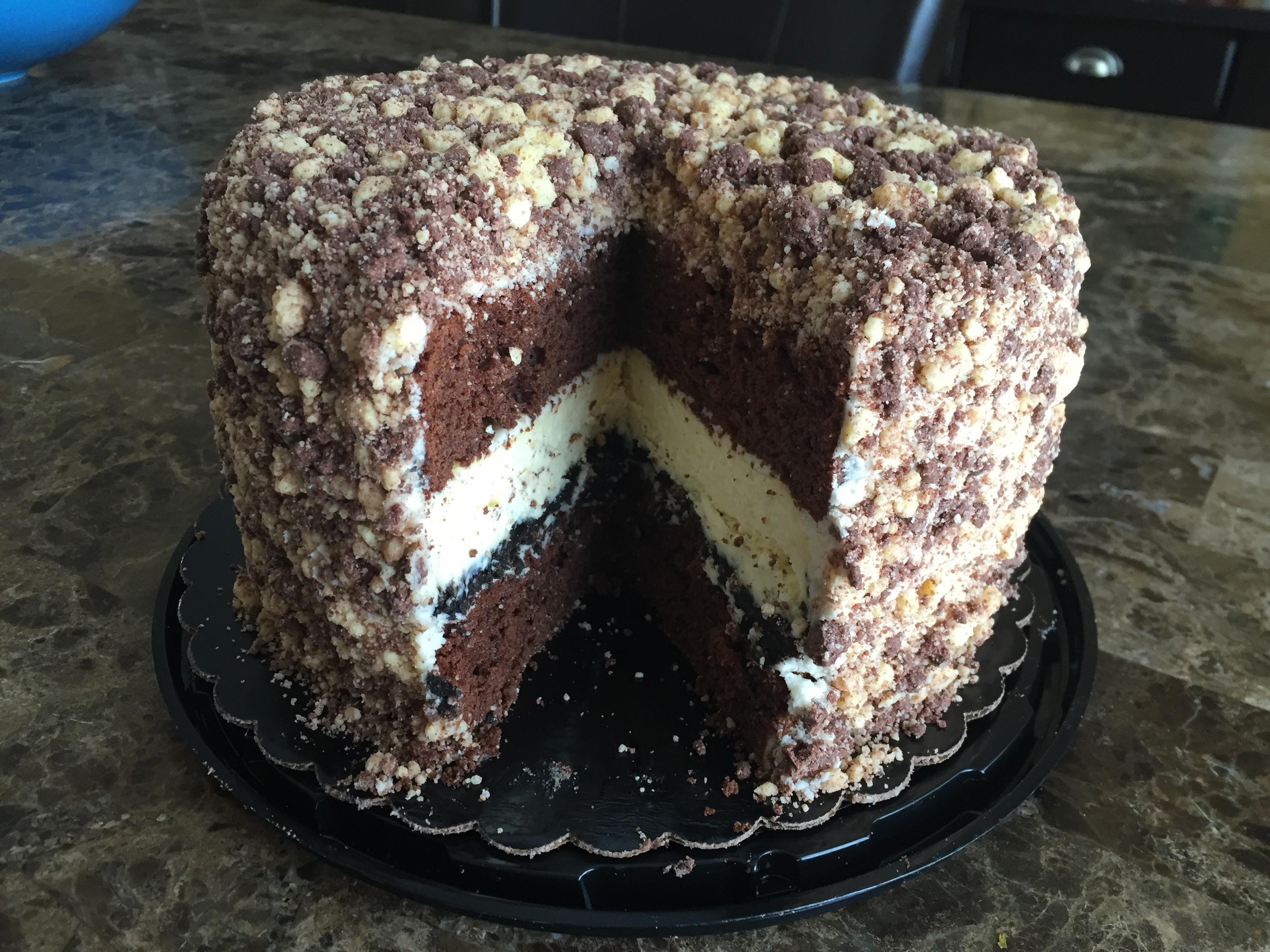 Chocolate Eclair Cheesecake | Annette Leverich Heidenreich | Copy ...