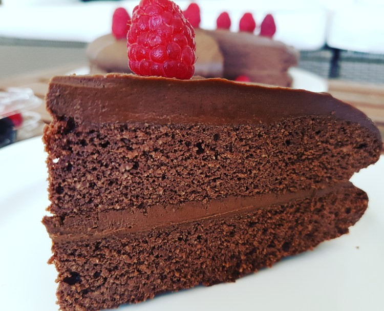 Lo Carb Chocolate Cake