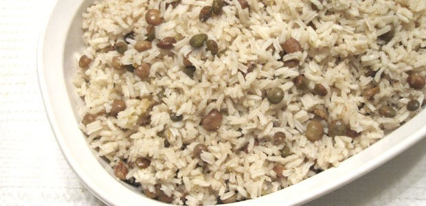 Image result for gungo peas rice
