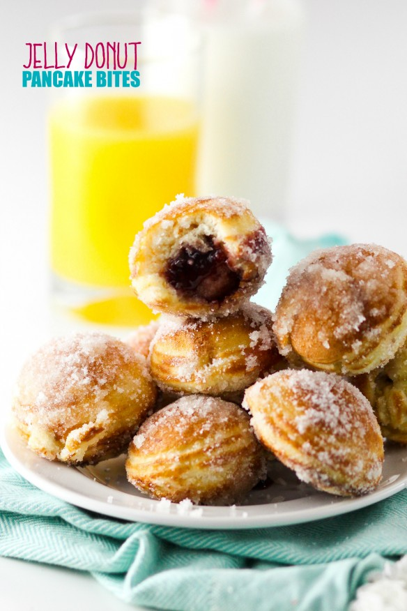 Super Easy Jelly Doughnuts Recipe  Allrecipescom