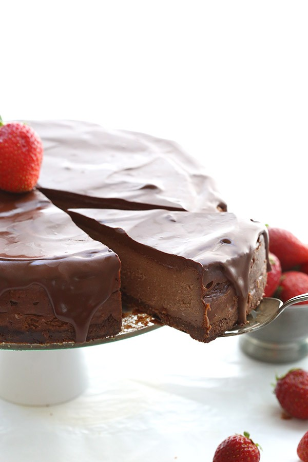 Low Carb Flourless Cake