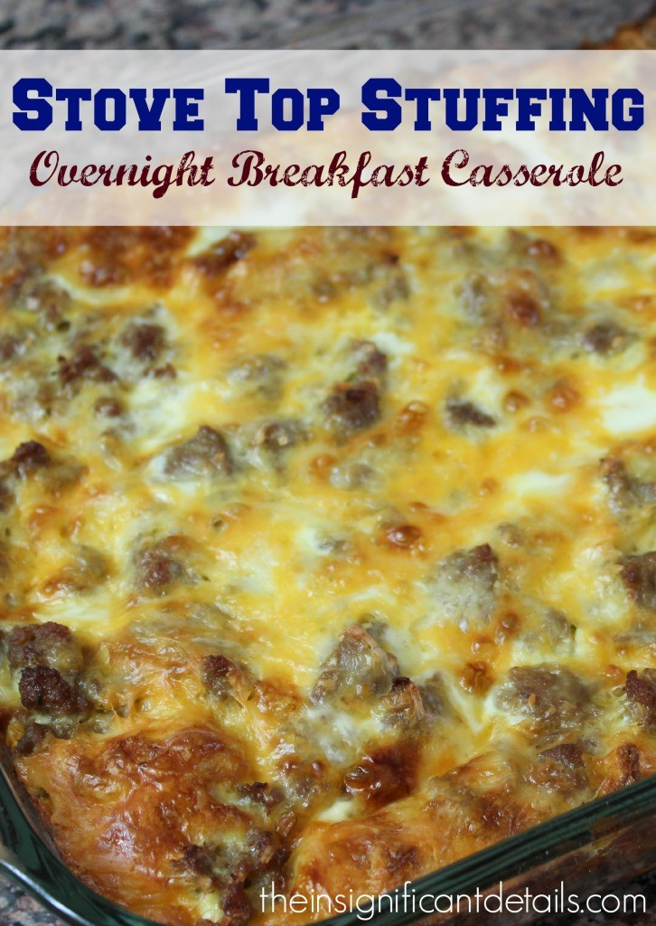 recipe: breakfast casserole with stuffing [21]