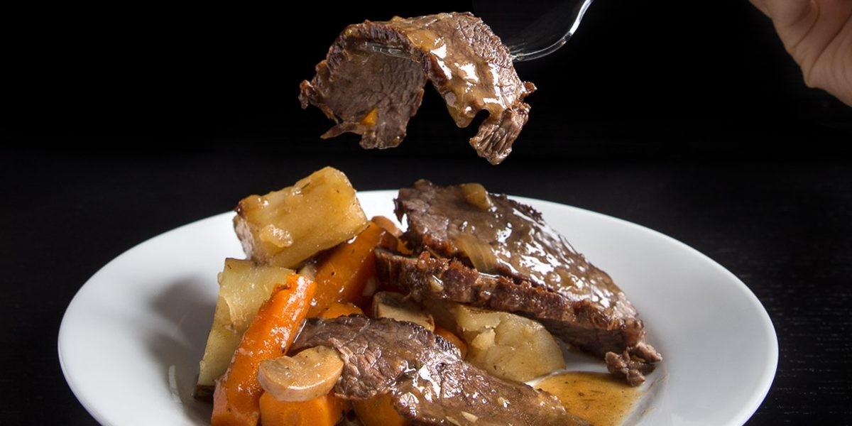 Pressure cooker pot roast recipe instant pot pot roast for Pressure cooker fish recipes