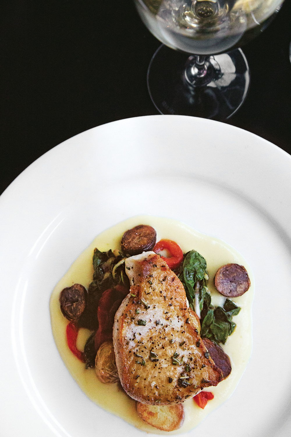 Seared Swordfish with Herb Butter | Jack Brown | Copy Me That