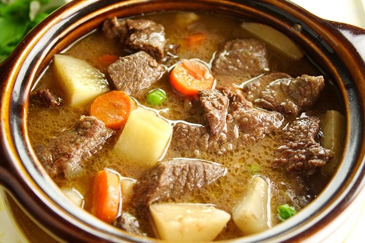 Тушеное мясо говядина рецепт фото