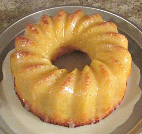 Sundrop Cake Recipe
