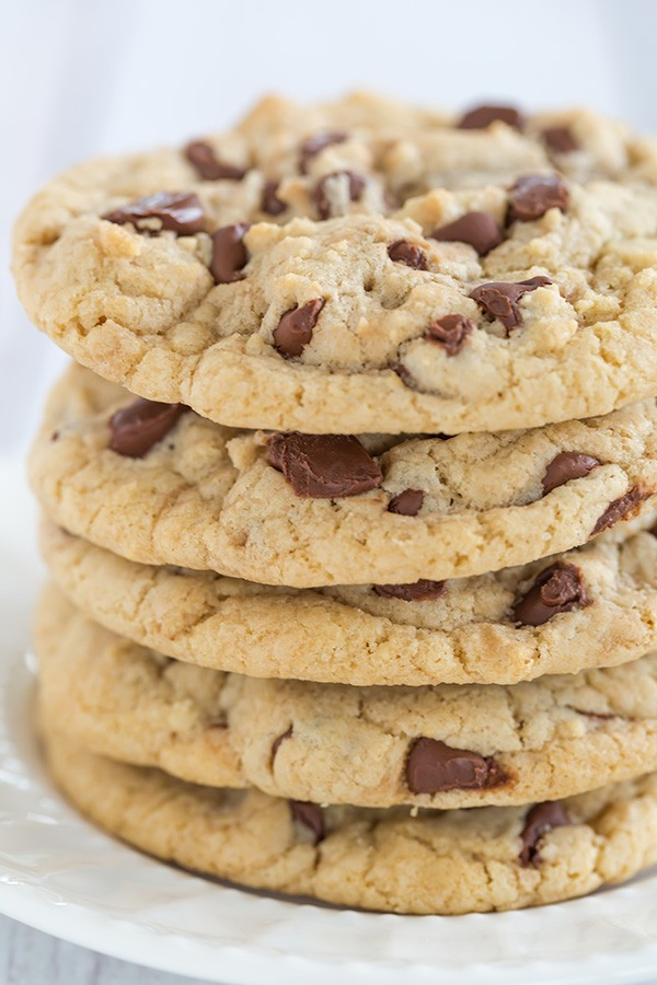 Thick and Chewy Chocolate Chip Cookies | Britta | Copy Me That