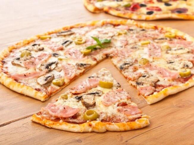 Лучшее тесто для пиццы рецепт с фото
