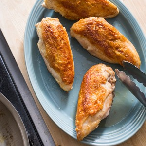 Roasted Bone-In Chicken Breasts | eryn | Copy Me That