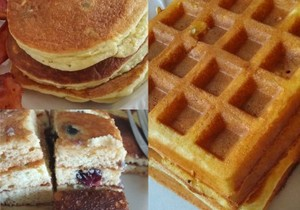 The Only Keto Pancake/Waffle Recipe I Need | Chris Saunders | Copy Me ...